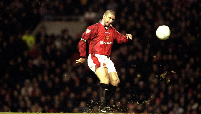 United have had some big personalities as captain - including Eric Cantona.