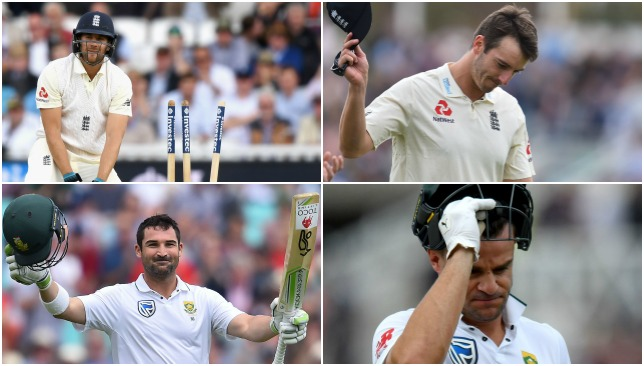 Mixed fortunes for these four.