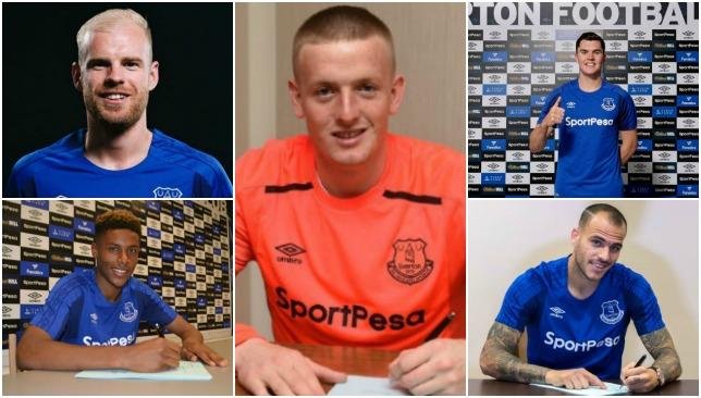 Sandro Ramírez: Everton confirm signing of striker from Málaga