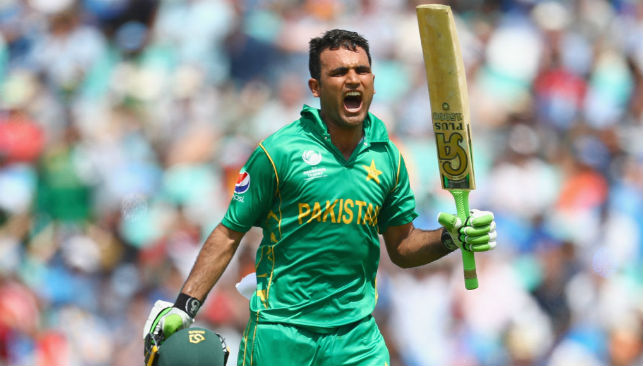 Fakhar Zaman broke the record of Sir Viv Richards
