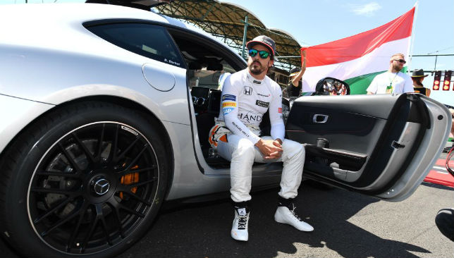Alonso faces a big decision with his McLaren contract set to expire at the end of 2017.