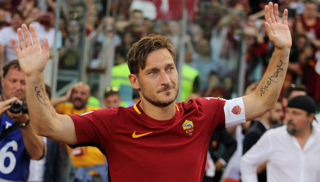 Francesco Totti confirms he's taking Roma office job