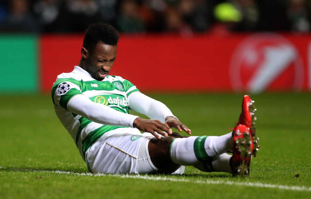 Moussa Dembele is in high demand across Europe