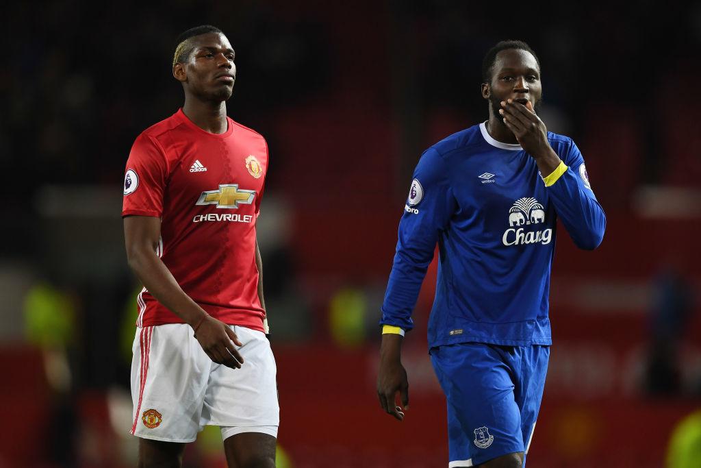 Lukaku's presence massive for United - Lingard
