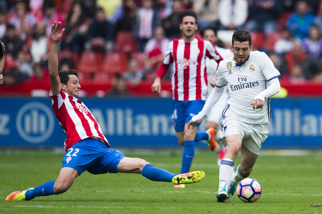 Mateo Kovacic is third in Real Madrid's pecking order.
