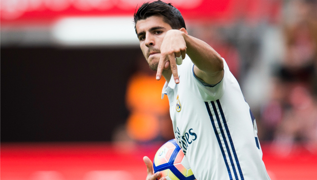 Chelsea target Alvaro Morata wants to leave Real Madrid