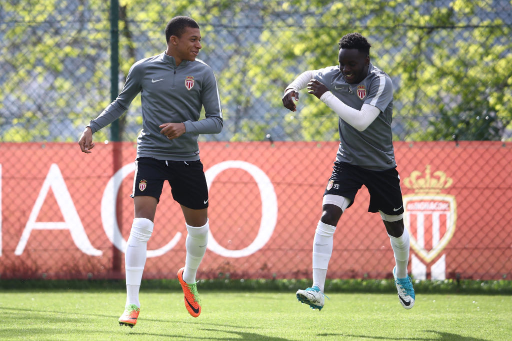 AS Monaco - Training & Press Conference