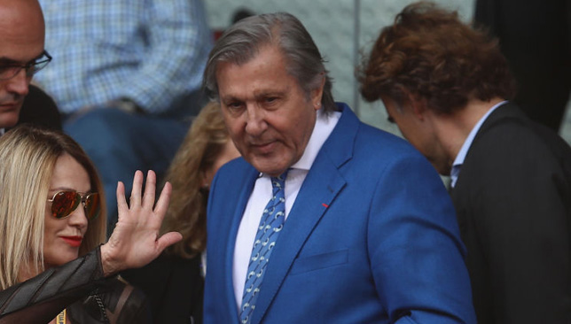 Nastase banned from Davis Cup & Fed Cup until 2019