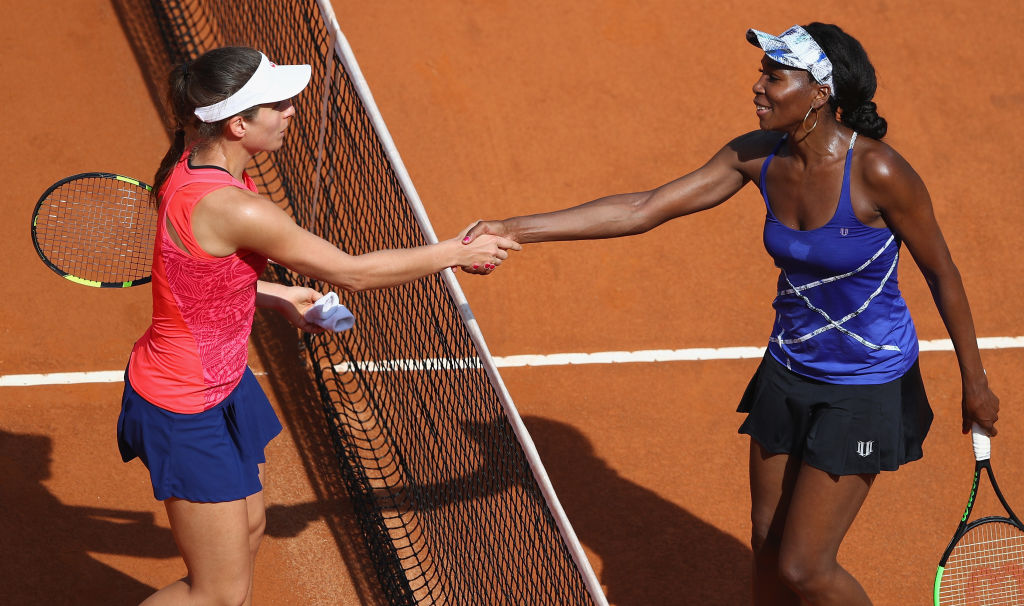 I can win it one day, says Konta after Venus setback