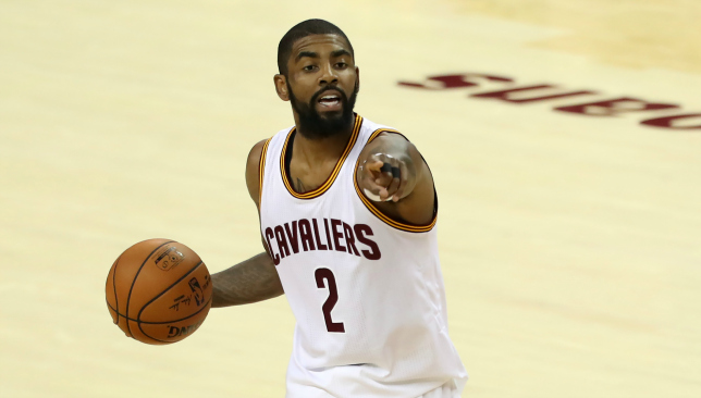 Kyrie Irving wants out of Cleveland, asks for trade