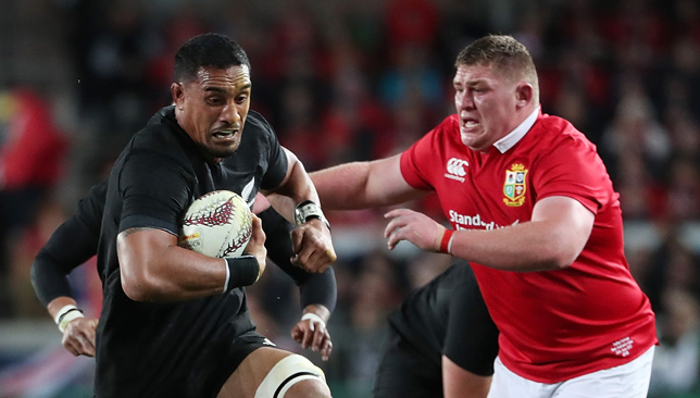 Jerome Kaino will be 36 at the next Rugby World Cup.