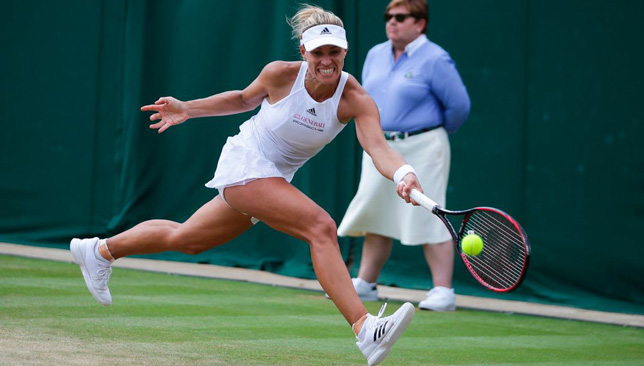 Shelby Rogers advances to 3rd round at Wimbledon