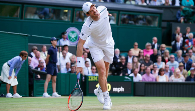 Wimbledon: Andy Murray exits after shocking loss to Sam Querrey