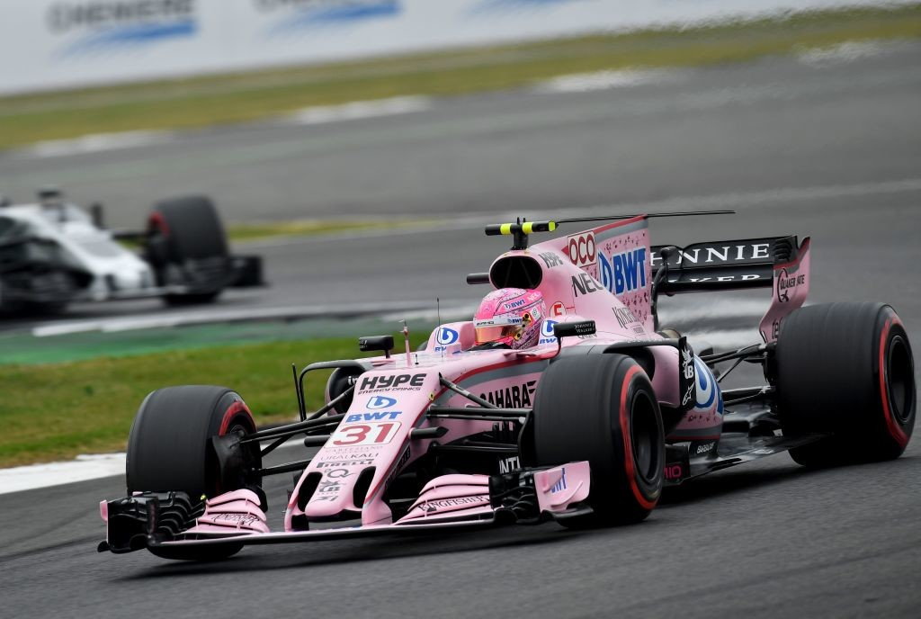 Esteban Ocon's stock continues to rise.