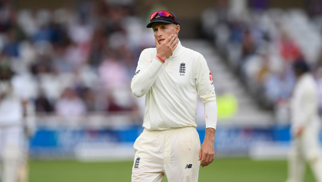 English skipper Joe Root was left scratching his head at how the day unfolded.