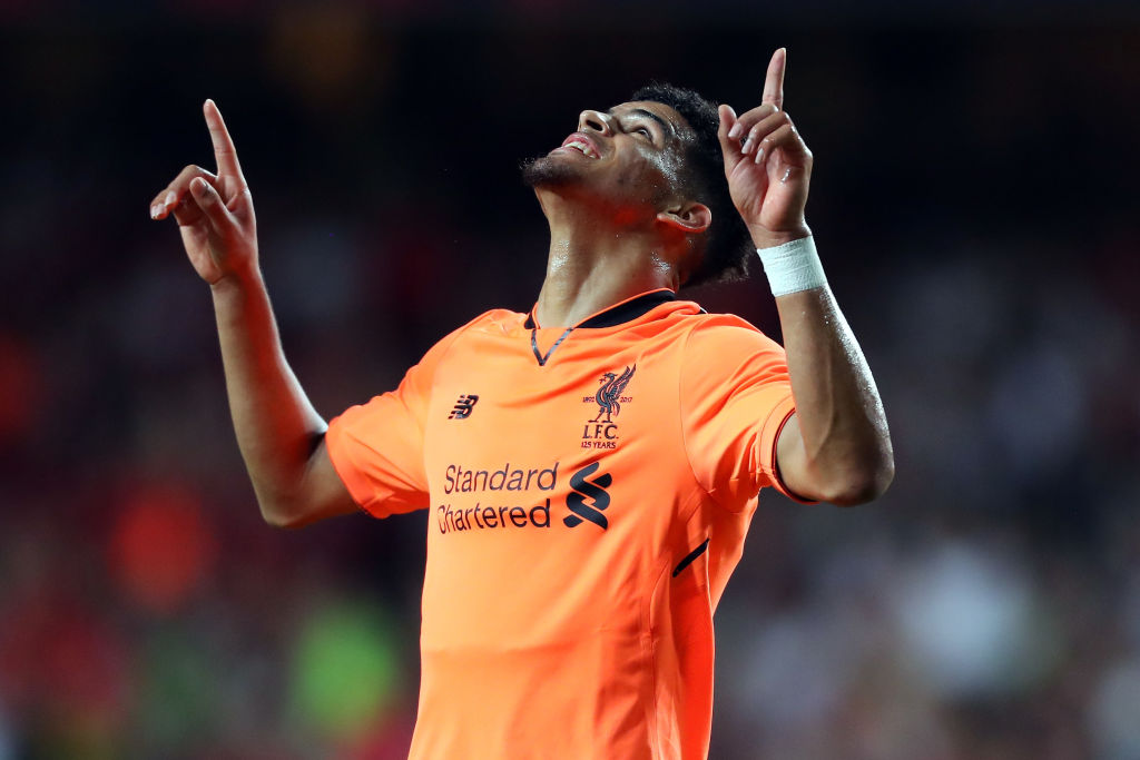 Liverpool beat Crystal Palace to reach Asia Trophy final