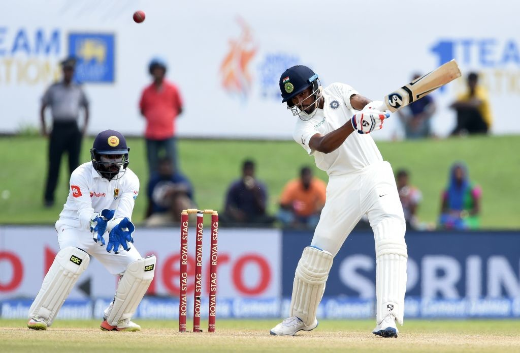 Pandya was in full flow during his quick-fire half century on debut/