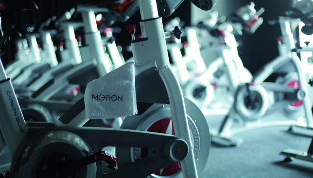 Spin it to win it: Burn calories and get in tune emotionally in classes.