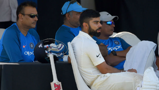New innings: Shastri will be working with the Indian team for the third time.