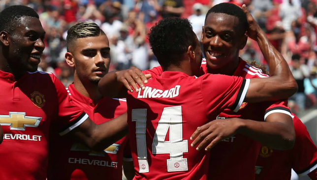 There is no doubting Anthony Martial's talent, only his focus