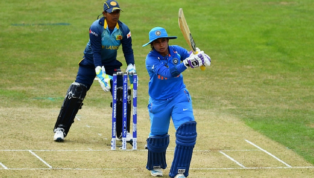 India beat Sri Lanka by 16 runs