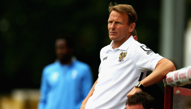 King of Kolkata: Teddy Sheringham has received a prime ISL job (Getty).