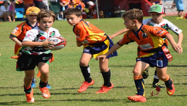 Quins' mini and youth tournament is the Gulf's premier event of its kind