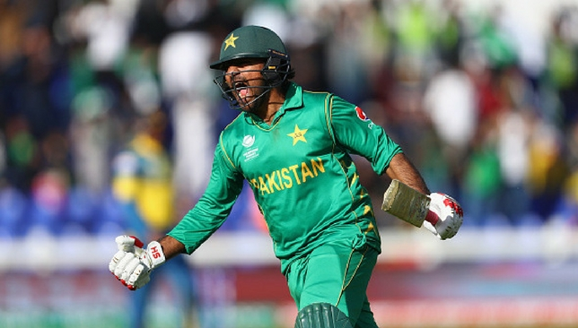 Set to ply his trade in England: Sarfraz Ahmed.