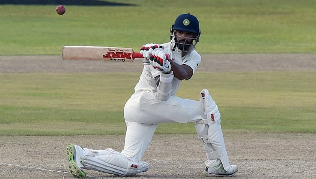 Shikhar Dhawan is back in the Indian Test squad.