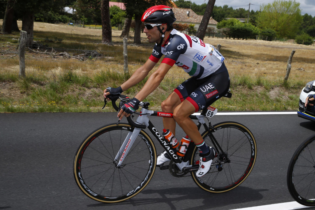 Diego Ulissi - UAE Team Emirates