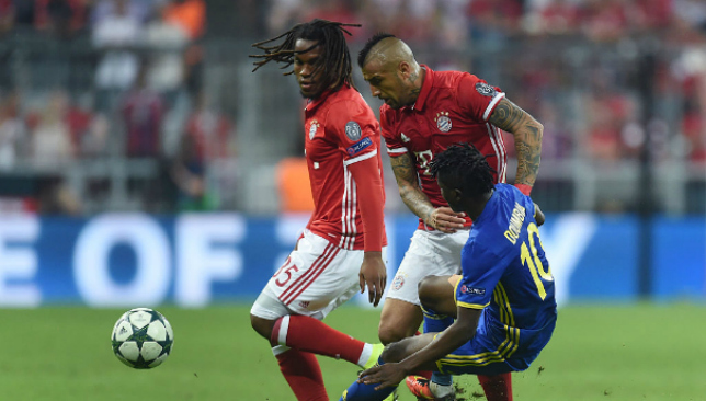 Sanches ready to leave Bayern