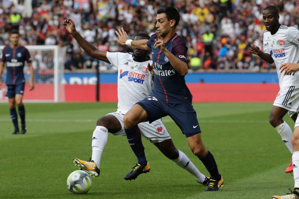 Javier Pastore could be the odd man out at PSG after Neymar's arrival.