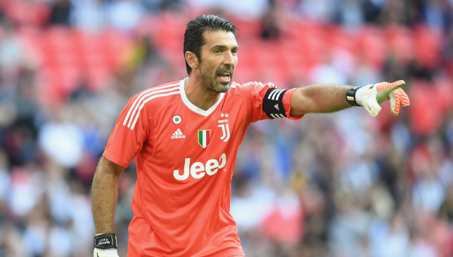 Buffon, Messi, Ronaldo shortlisted for player of the year