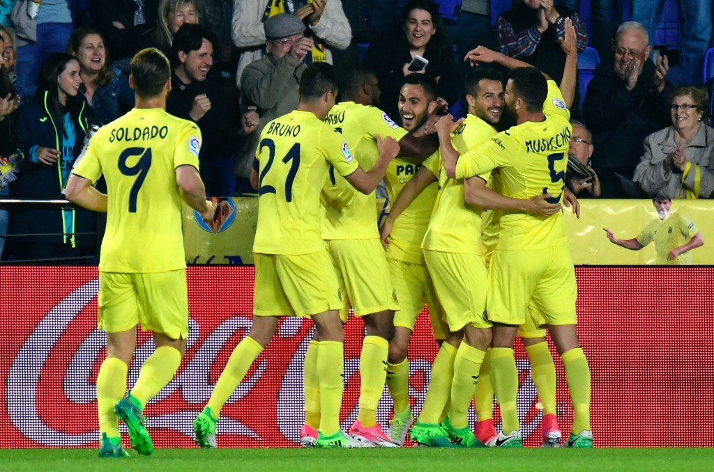 Are Villarreal set to break into the top four?