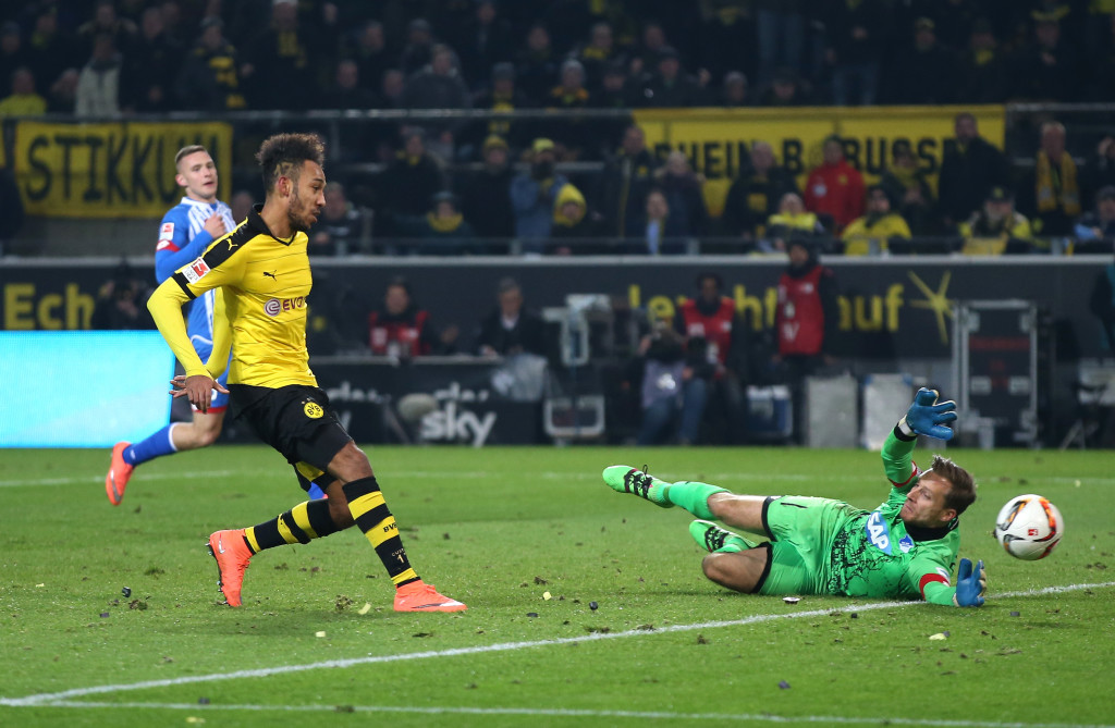 Chelsea target Aubameyang admits he could still leave Dortmund this summer