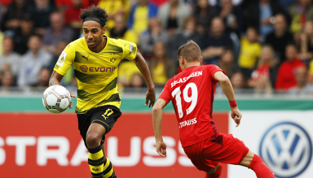 Aubameyang puts Premier League clubs on red alert!
