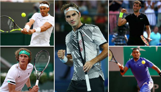 Roger Federer Rafael Nadal And Three Other Stars Set To Shine At The Us Open Sport360 News