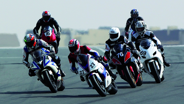 A wheelie good time guaranteed: Hop on down to Dubai Autodrome this month if you're a car or bike nut.