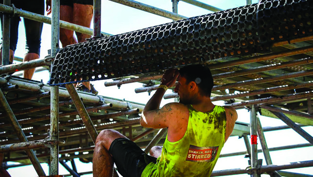 Tough Mudder is the latest obstacle course craze to take the UAE by storm.