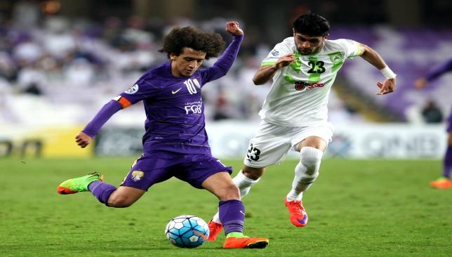 Key man: Abdulrahman.