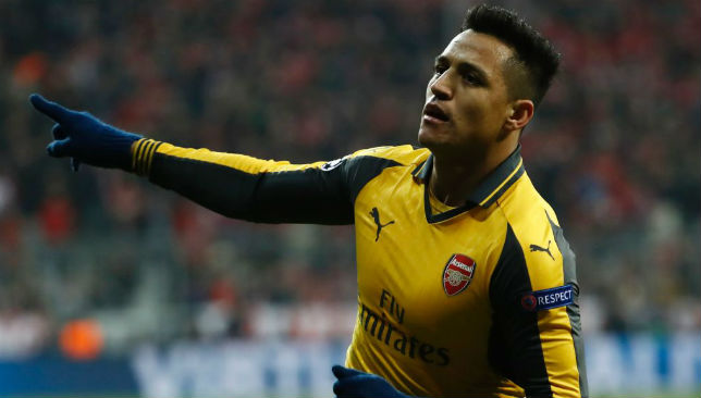 Wenger explains how expiring Alexis deal can be positive for Arsenal