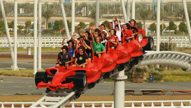 Enjoy family fun at Ferrari World Abu Dhabi this Eid - Article ...