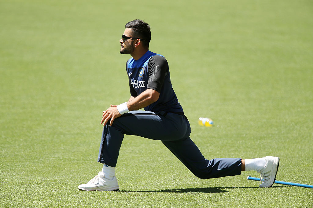 Skipper Kohli has led by example in the fitness department.