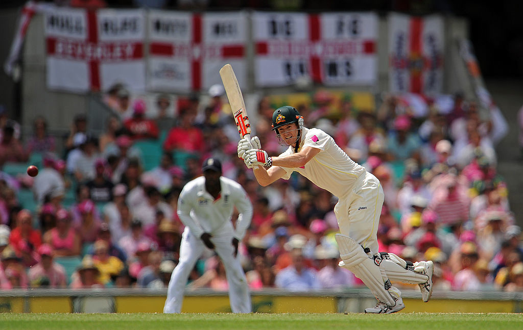 Bailey was in fine-flow against Australia's nemesis James Anderson