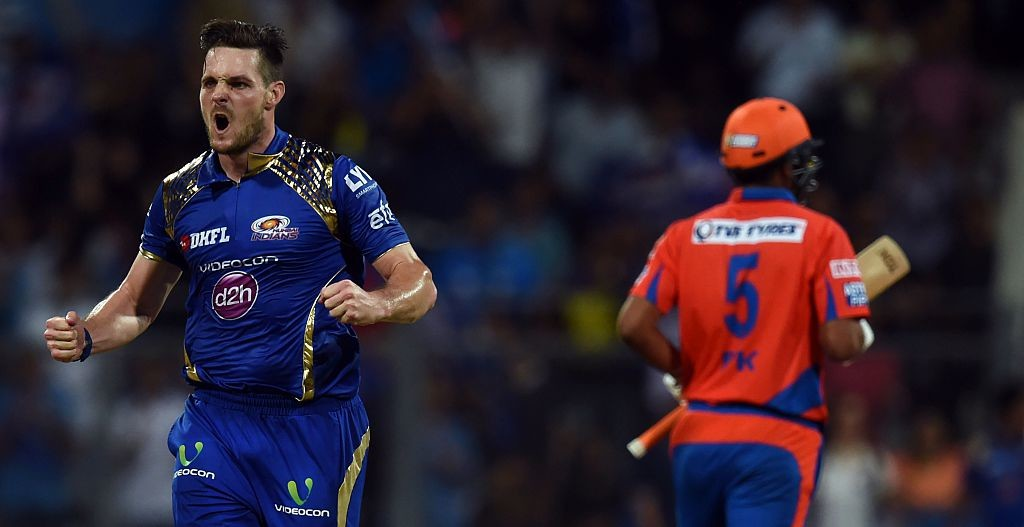 The New Zealand pacer was a key part of the Mumbai Indians in the IPL.