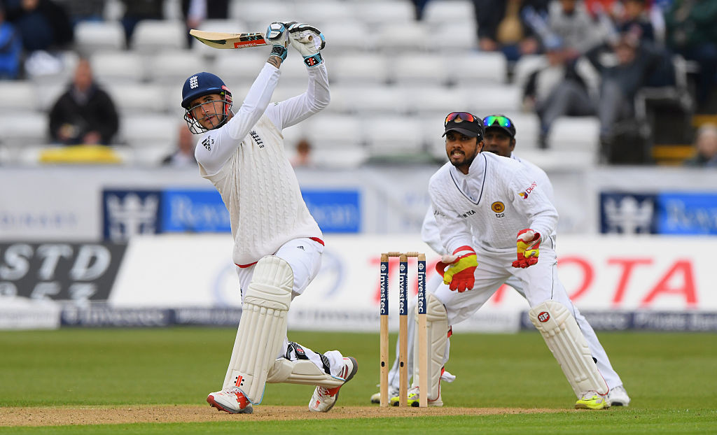 Alex Hales will be desperate to get back into the English Test fold.