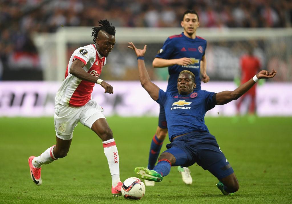 Traore's impressive season at Ajax was not enough to convince Conte