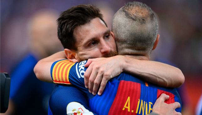 Iniesta unsure on future