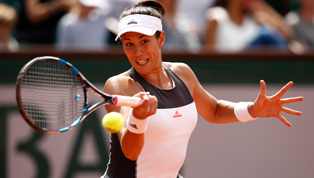 Energised Muguruza eyes US Open breakthrough