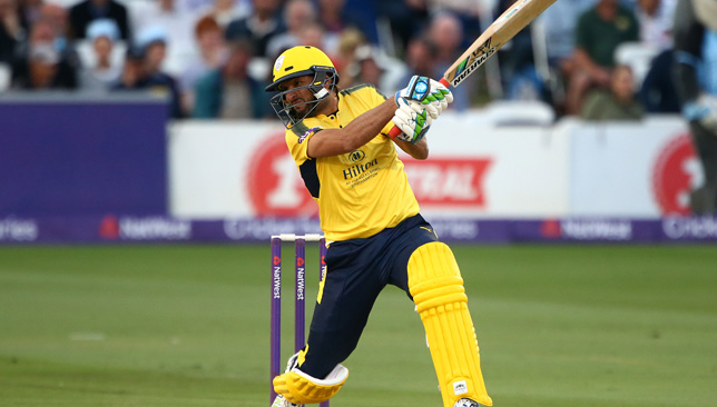 Boom, boom, boom - Afridi smashes his first T20 hundred